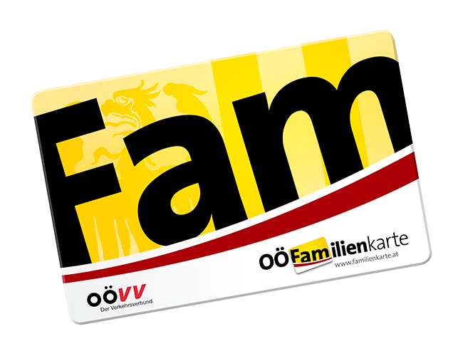 OÖ Familienkarte Logo